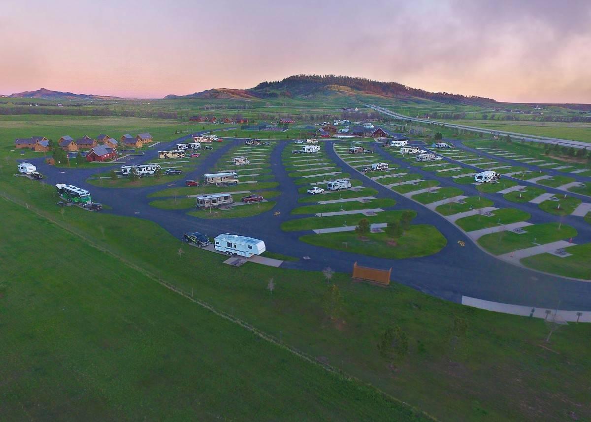 Elkhorn Ridge Resort RV Sites